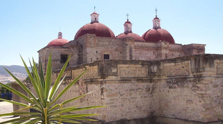 4° giorno: Mitla - Antico centro Mixteco, Chapas