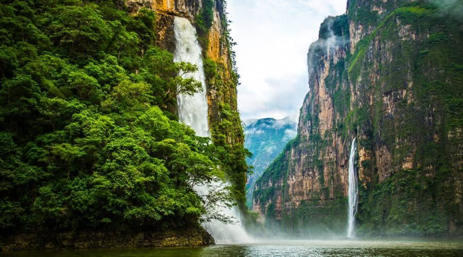3° giorno: Canyon del Sumidero, Chapas