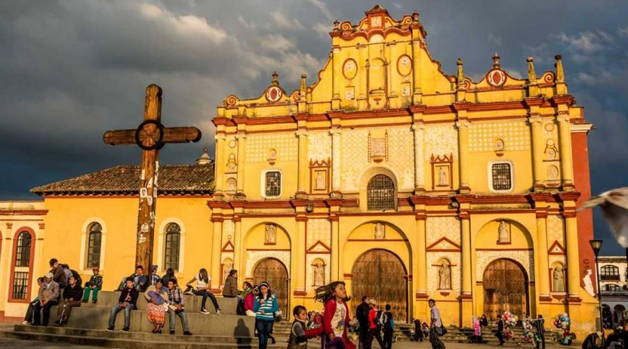 6° giorno: San Cristobal de Las Casas, Chiapas