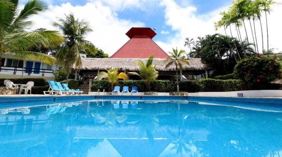 sistemazione all'Hotel Mision Palenque o similare