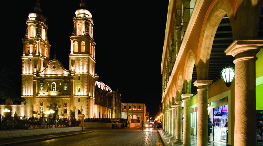 9° giorno: arrivo a Campeche, Chapas