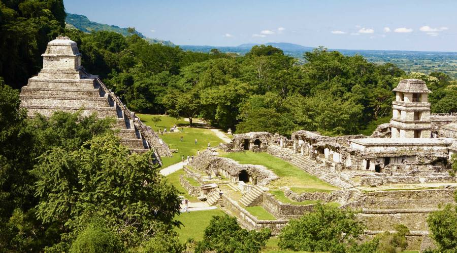 7° giorno: Sito Archeologico di Palenque, Chiapas