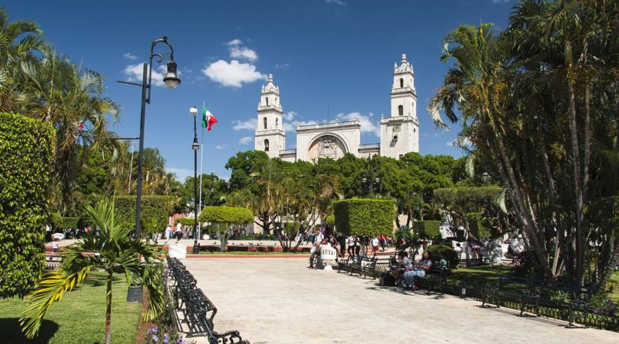 2°giorno: arrivo a Mérida, Yucatàn