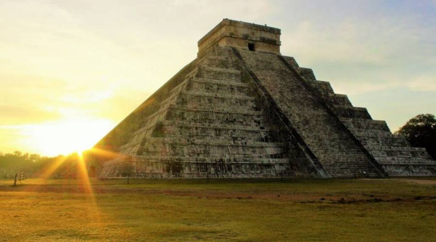 8° giorno: Chichen Itza-Tempio di Kukulkan, Yucatàn