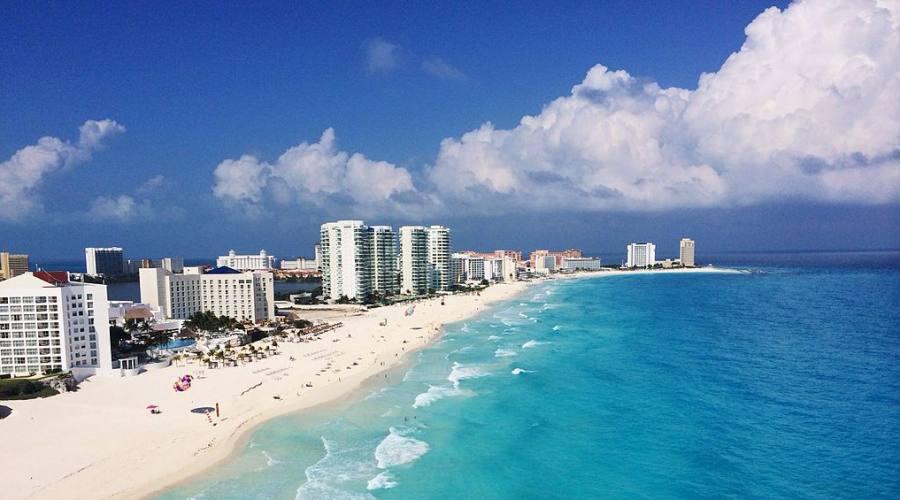 1° giorno: arrivo a Cancun