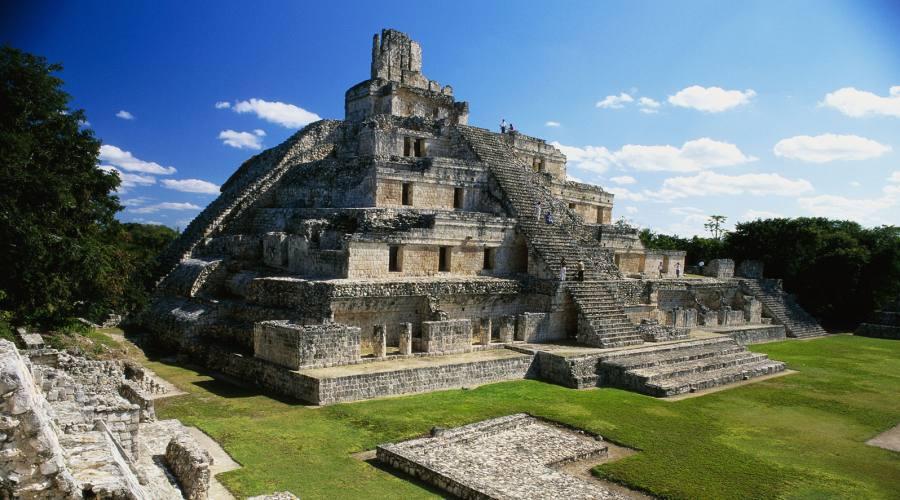 4°giorno: sito di Edzna, Chiapas