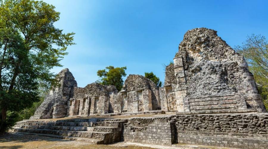 7° giorno: sito Archeologico di Chicannà
