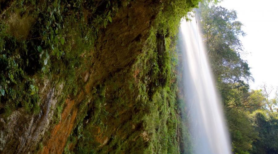 7° giorno: Cascate Misol-Hà, Chiapas