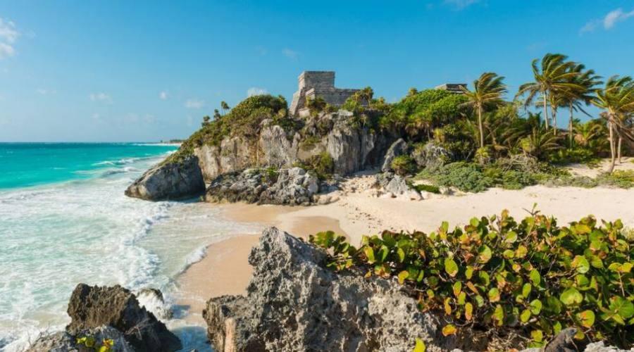 10° giorno: Tulum, Riviera Maya