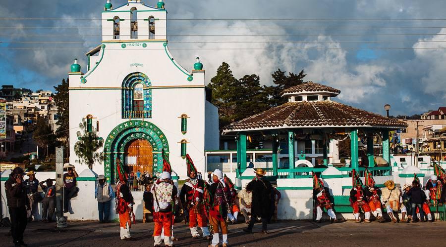 6° giorno: Indigeni San Juan Chamula