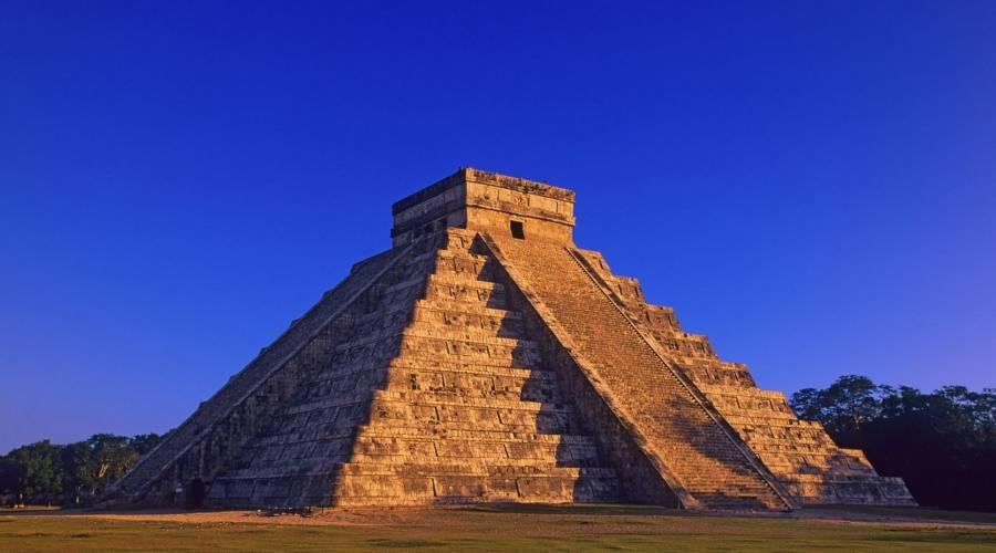 2° giorno: Chichen Itza-Tempio di Kukulkan, Yucatàn