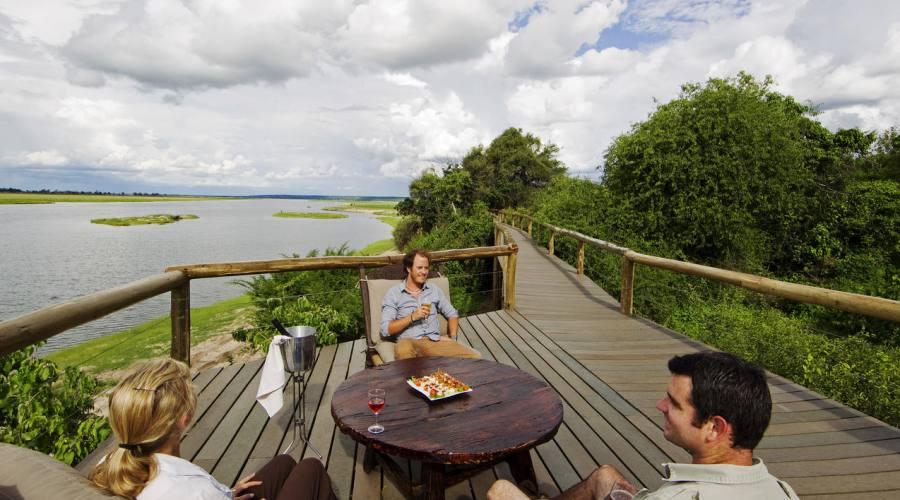 Panorama Chobe Game Lodge