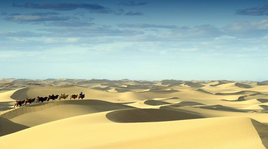 caravan on the sunds