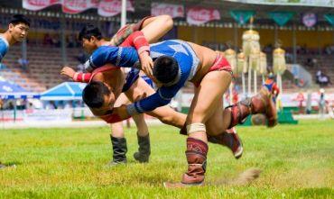 Festa Nazionale del Naadam e tour del Gobi