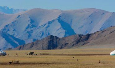 Alla scoperta del deserto del Gobi