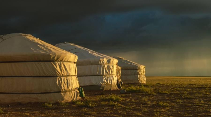 yurta camping