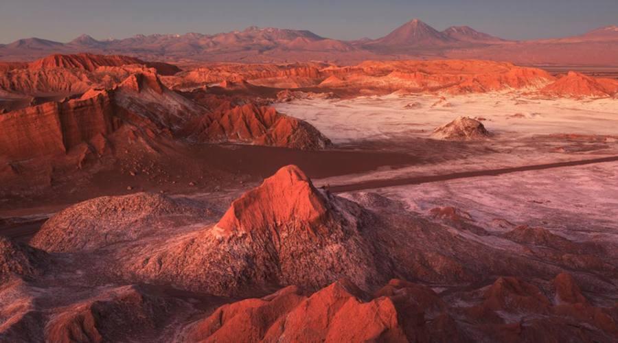 Valle della Luna, deserto di Atacama