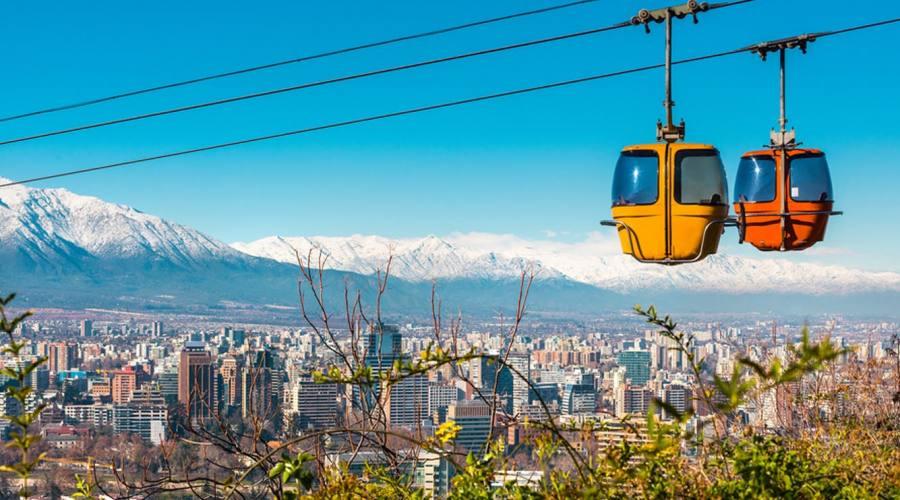 San Cristobal, Santiago del Cile
