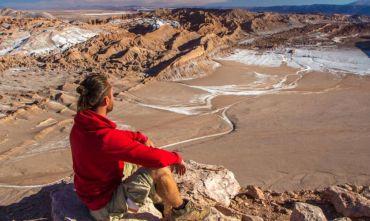 Santiago  & il deserto di Atacama