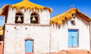 Santiago, Deserto di Atacama & la Regione dei Laghi