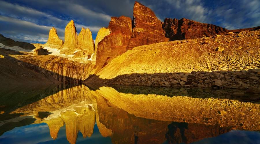 Torri del Paines