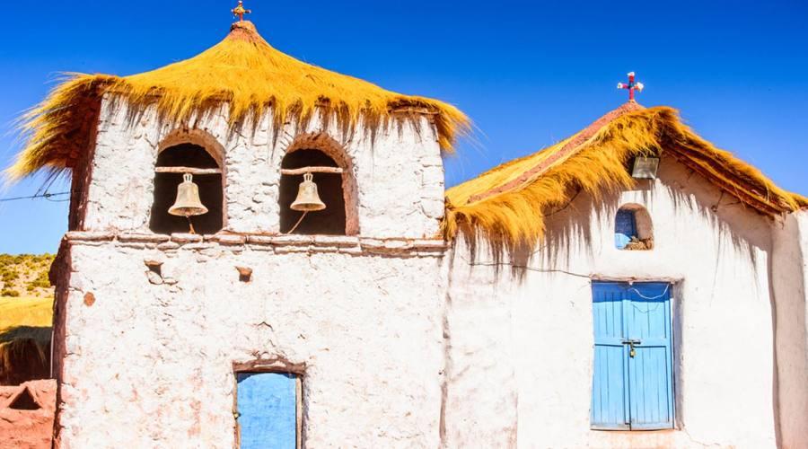 Chiesetta a san Pedro de Atacama