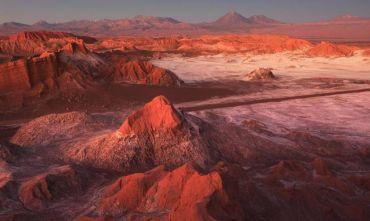 Santiago, Deserto di Atacama & Patagonia