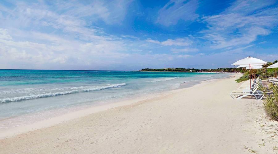 Unico Hotel: Spiaggia Privata Unico