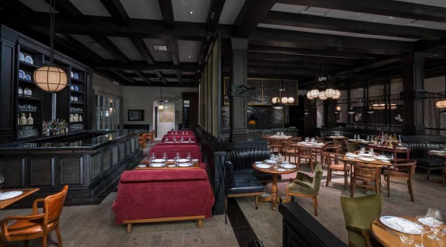Unico Hotel: Mi Carisa Restaurant