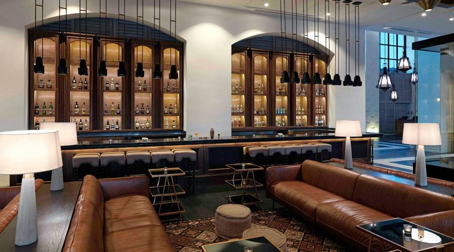 Unico Hotel: Lobby Balam Bar