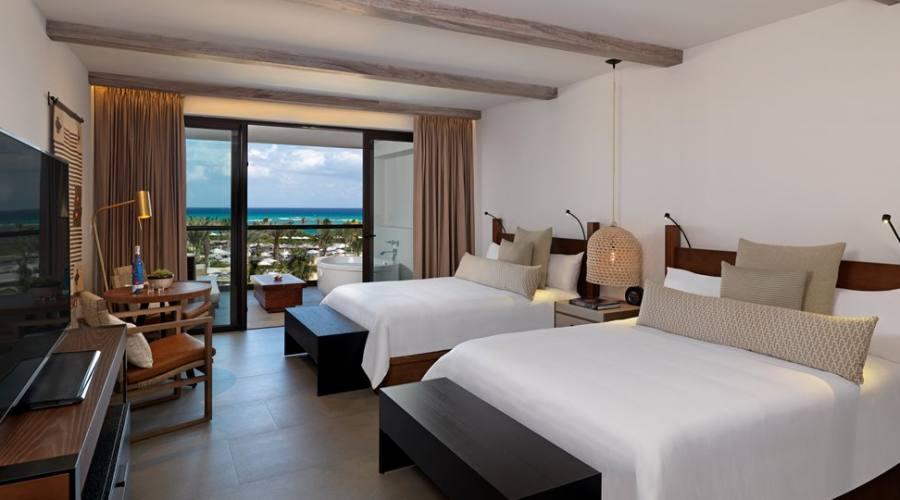 Unico Hotel: Camera vista Mare