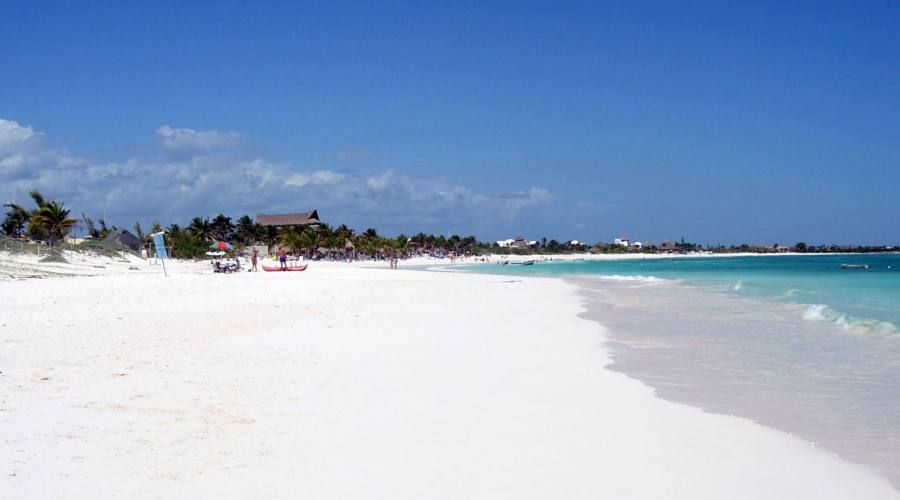 Escursioni: Spiaggia di Xpu-Ha