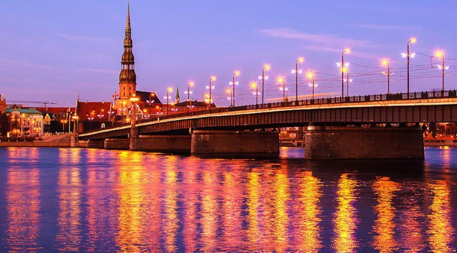 Ponte a Riga