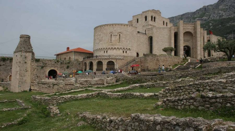 Kruja Castello
