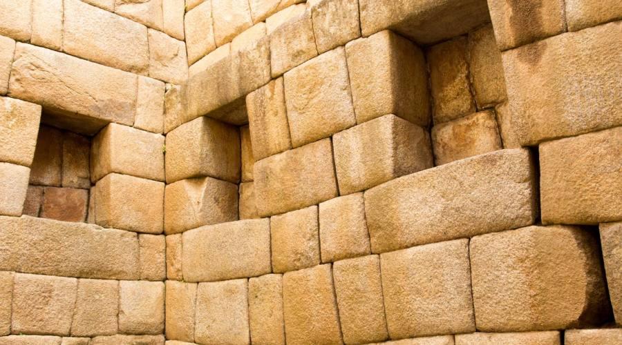 Mura interne di Machu Picchu