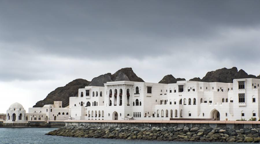 Vista di Muscat