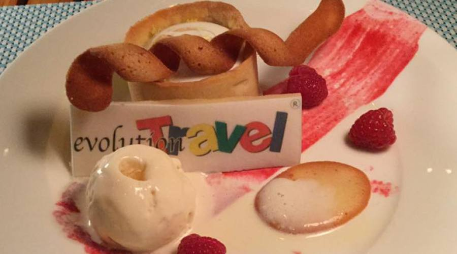A Tavola con Evolution Travel