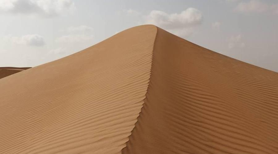 A spasso ne deserto di Wahiba