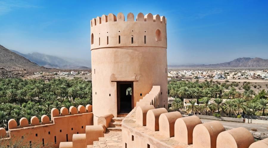 La fortezza di Nakhl