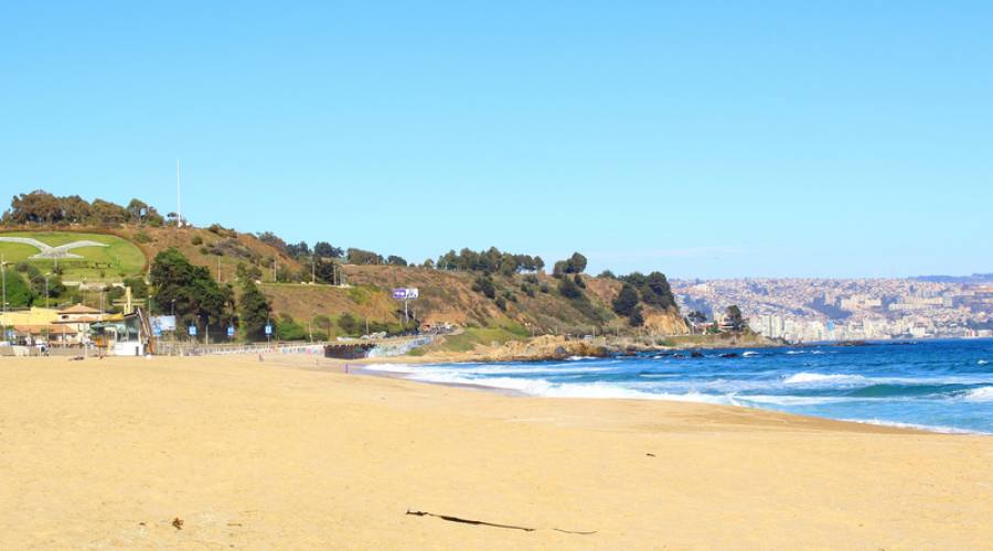 Spiaggia, Viña del Mar