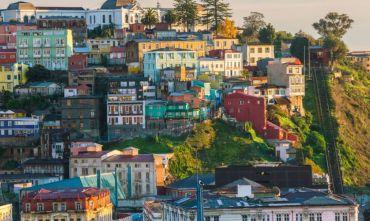 A zonzo per 4 giorni tra Santiago, Valparaiso e la valle del Maipo