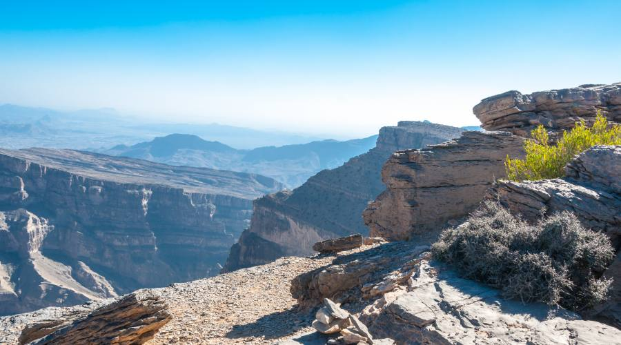 La Montagna di Jabal Shams
