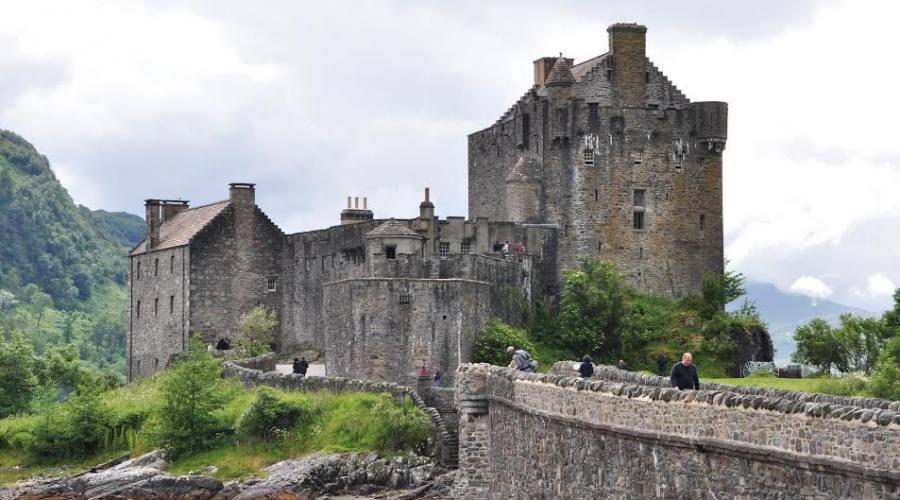 Eilan castle