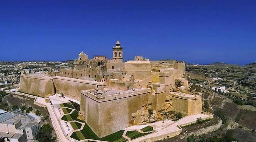 La Cittadella a Gozo