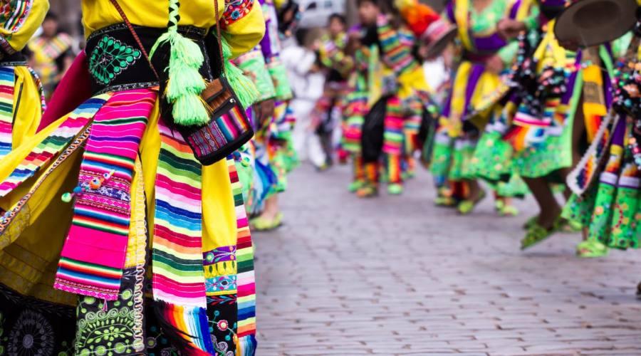 Parata a Cusco