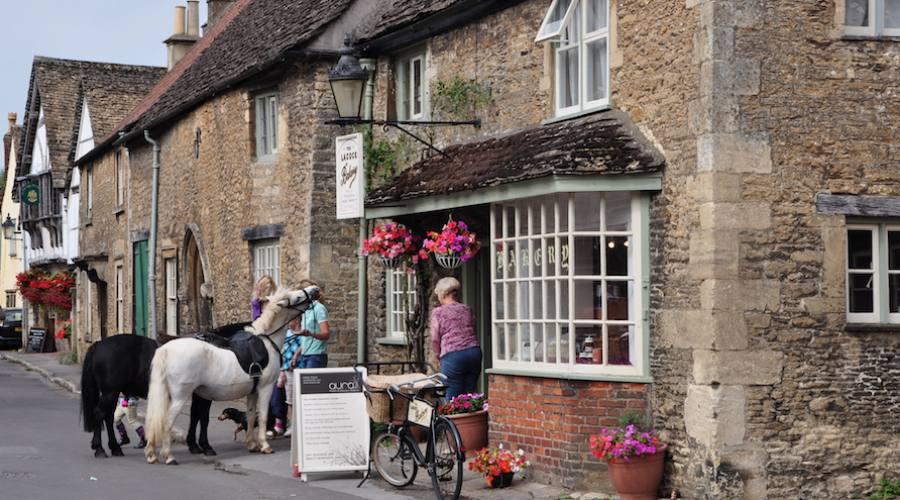 La cittadina di Avebury