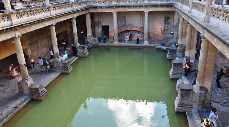 Terme romane Bath