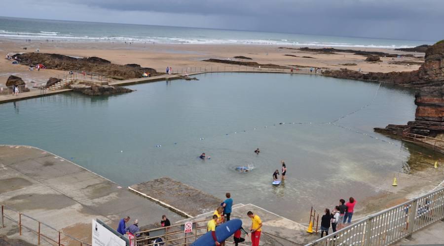 Bude Pool