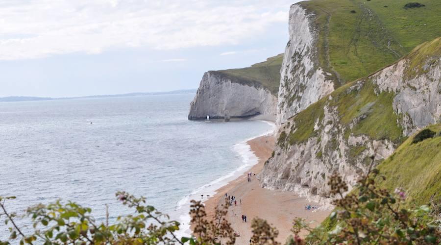 Jurassic coast- Devon