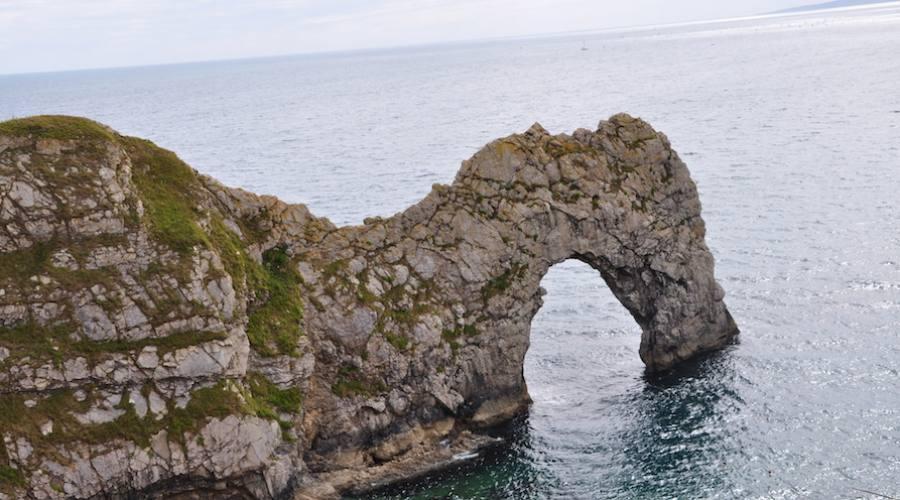 Jurassic coast arco naturale
